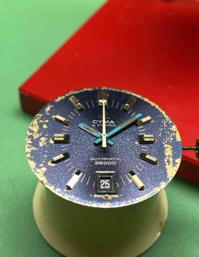 Serwis zegarków